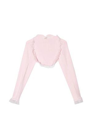 Pink cardigan Monnalisa kids teen Monnalisa kids   -1615195615   715800A152040090T