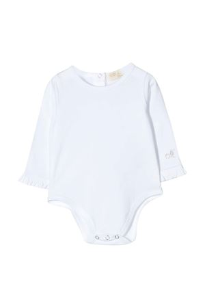White bodysuit Monnalisa kids  Monnalisa kids | 32 | 735600A150000099