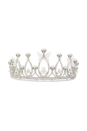 Tiara with metal decoration Monnalisa kids Monnalisa kids | -641015623 | 77500050700001