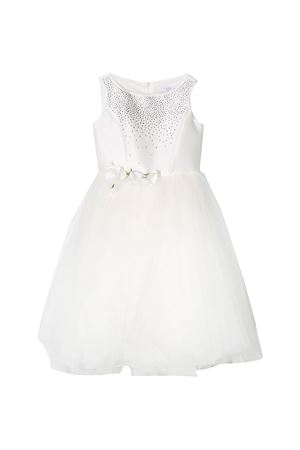 White dress Monnalisa kids teen  Monnalisa kids | 11 | 77590153600001T