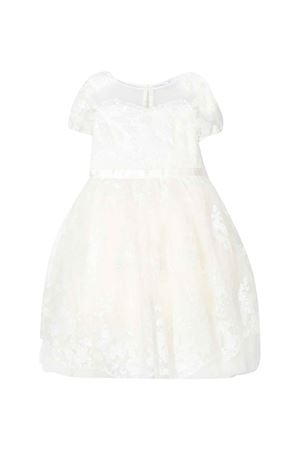 Monnalisa kids white dress Monnalisa kids | 11 | 77590259700001