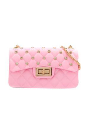 Pink shoulder bag Monnalisa kids Monnalisa kids | 31 | 79500350670090
