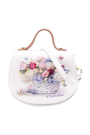 White bag Monnalisa kids  Monnalisa kids | 31 | 79501550440001