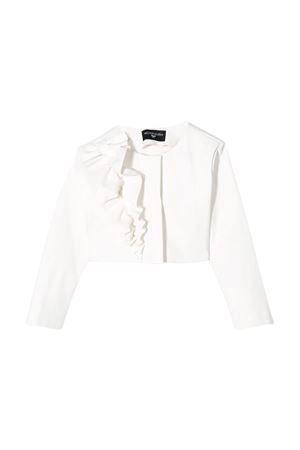 White jacket Monnalisa kids  Monnalisa kids | -276790253 | 79510550140001