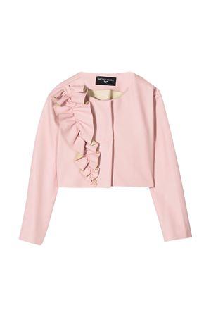 Pink jacket Monnalisa kids  Monnalisa kids | -276790253 | 79510550140090