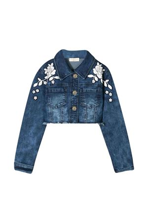 Monnalisa kids denim jacket Monnalisa kids | -276790253 | 795106A850100055