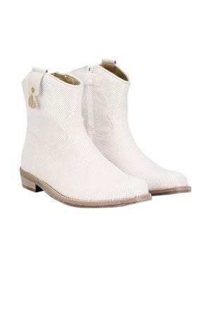 White boots Monnalisa kids  Monnalisa kids   12   87500457040001
