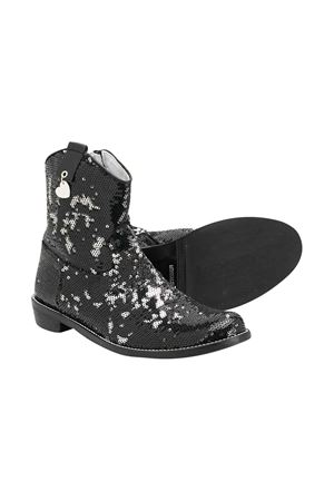 Ankle boots with decoration Monnalisa Kids Monnalisa kids | 12 | 87500457040050