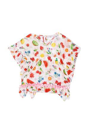 Blusa con stampa multicolor Monnalisa kids Monnalisa kids | 11 | 93590257599984