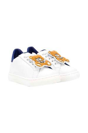 Sneakers bianche Moschino kids MOSCHINO KIDS | 12 | 63636VAR2