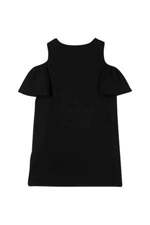 Black dress Moschino kids  MOSCHINO KIDS | 11 | HDV08ZLDA1260100
