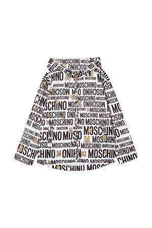 Giubbino bianco Moschino kids teen MOSCHINO KIDS | 13 | HUS029L3B2584911T