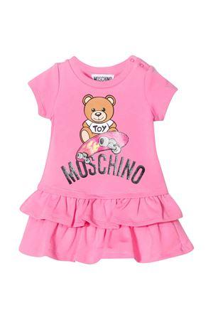 Pink dress Moschino kids  MOSCHINO KIDS | 11 | MAV06YLDA1351470