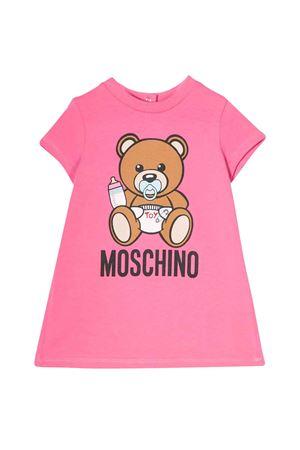 Pink dress Moschino kids  MOSCHINO KIDS | 11 | MEV059LBA0051470
