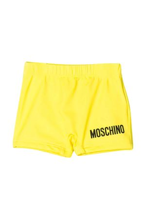 Yellow swimsuit Moschino kids  MOSCHINO KIDS | 85 | MML006LKA0051633