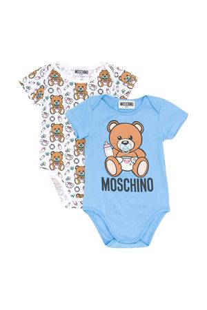 Blue body set Moschino kids MOSCHINO KIDS | 90000026 | MPY017LAB1540507