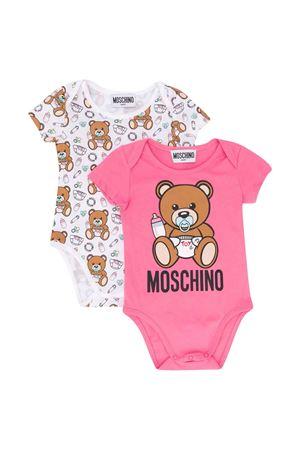 Set body rosa Moschino kids MOSCHINO KIDS | 90000026 | MPY017LAB1551470