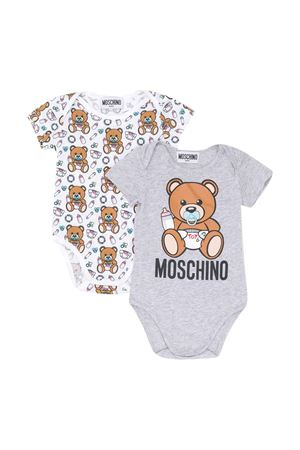 Set body grigi Moschino kids MOSCHINO KIDS | 90000026 | MPY017LAB1560926