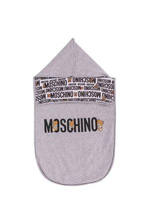 Sacco nanna grigio Moschino kids MOSCHINO KIDS | 1448880302 | MTE005LBA1060926