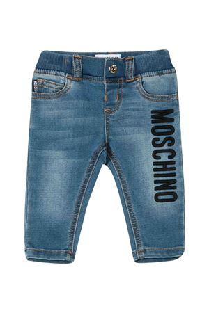 Jeans blu Moschino kids MOSCHINO KIDS | 9 | MUP03ELDE0340166