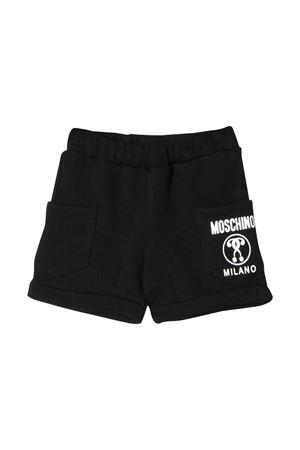 Shorts neri Moschino kids MOSCHINO KIDS | 30 | MUQ000LCA1560100