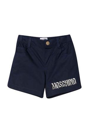 Shorts con stampa Teddy Bear Moschino kids MOSCHINO KIDS | 30 | MUQ004LMA0140016