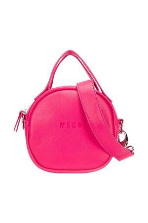 Fuchsia shoulder bag MSGM kids  MSGM KIDS   31   022137044