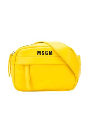 Yellow bag MSGM kids MSGM KIDS | 31 | 022138020
