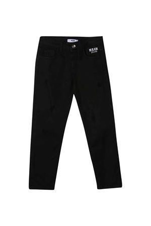Black jeans MSGM kids  MSGM KIDS   9   022375127