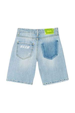 Denim bermuda shorts Msgm Kids MSGM KIDS | 5 | 022421126