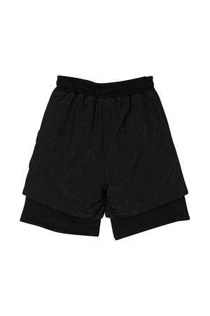 Black bermuda shorts MSGM kids  MSGM KIDS | 30 | 022422110