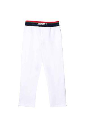 Pantaloni bianchi MSGM kids MSGM KIDS | 9 | 022454001