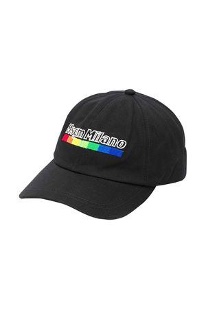 Cappello nero MSGM kids MSGM KIDS | 75988881 | 022457110