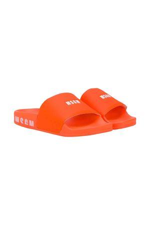 Ciabatte arancio MSGM KIDS teen MSGM KIDS | 11041766 | 022767176T