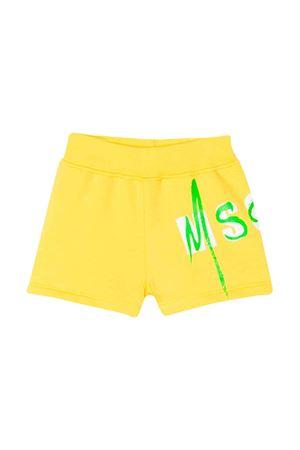 Shorts gialli MSGM kids MSGM KIDS | 30 | 023933020