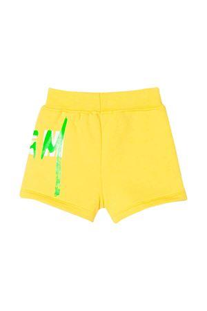 Yellow shorts MSGM kids  MSGM KIDS | 30 | 023933020