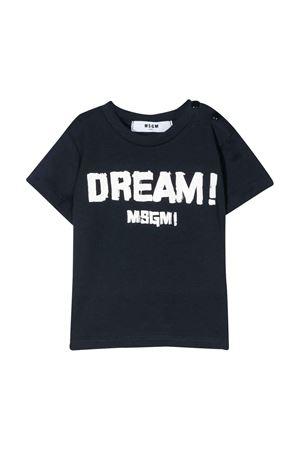 T-shirt nera MSGM kids MSGM KIDS | 8 | 024006060