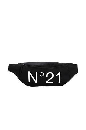Black bag with logo N21 kids N°21 KIDS | 31 | N214A9N00760N900
