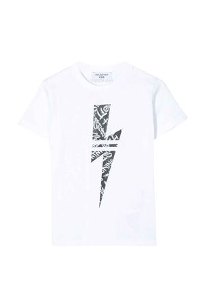 T-shirt bianca Neil Barrett kids teen NEIL BARRETT KIDS | 8 | 024391001T