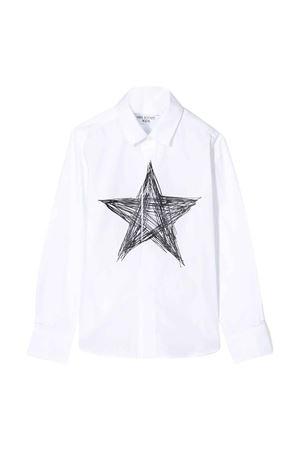 Camicia bianca Neil Barrett kids NEIL BARRETT KIDS | 5032334 | 024404001