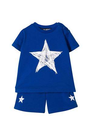 Completo blu due pezzi Neil Barrett kids NEIL BARRETT KIDS | 42 | 024709130