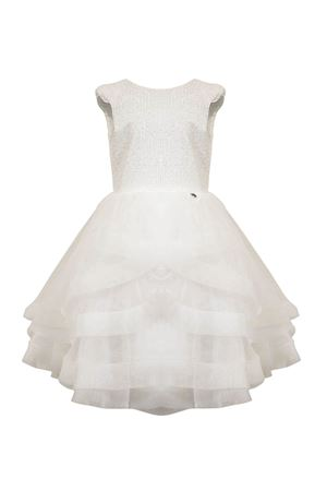 Cream sequined tulle dress Nunzia Corinna Nunzia Corinna | 11 | 2014397T647020