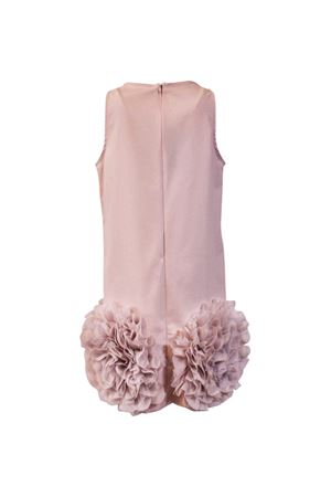 Abito rosa cipria teen a campana crepe pesante Nunzia Corinna Nunzia Corinna   11   2014413T646483T