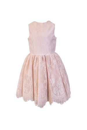 Nunzia Corinna blush pink dress in scalloped lace Nunzia Corinna | 11 | 2014442T648483