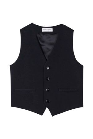 Blue elegant vest with button closure Paolo Pecora kids Paolo Pecora kids | 38 | PP2151BLU