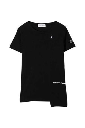 T-shirt nera Paolo Pecora kids Paolo Pecora kids | 8 | PP2235N/B