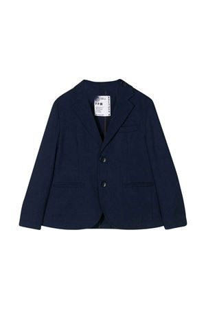 Blue single-breasted teen jacket Paolo Pecora kids Paolo Pecora kids | 3 | PP2291BLUT