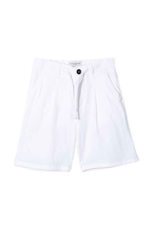 Shorts bianchi Paolo Pecora Kids teen Paolo Pecora kids   5   PP2308BIANCOT