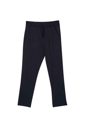 Blue tapered teen trousers Paolo Pecora kids Paolo Pecora kids | 9 | PP2330BLUT