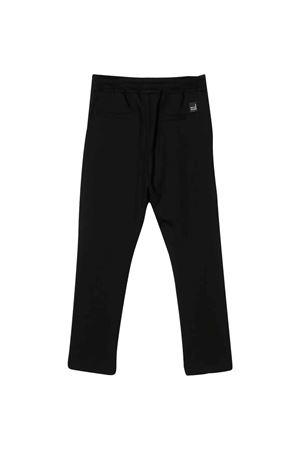 Black tapered trousers Paolo Pecora kids Paolo Pecora kids   9   PP2330NERO